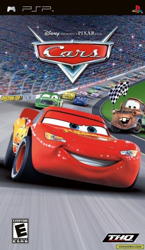 ac6c3e0d917d92 Disney Pixar Cars - PSP (Używana) :: Game Over Kraków - Sklep On-line