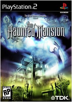03d5ac58ed8497 Disney's The Haunted Mansion - PS2 (Używana) :: Game Over Kraków ...