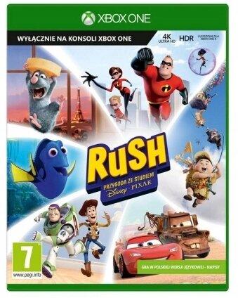 e68e25cf8c799d Kinect Rush A Disney Pixar Adventure PL - Xbox One :: Game Over ...