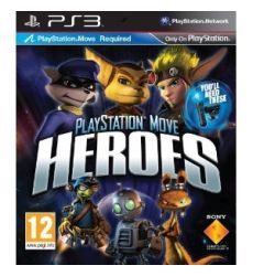 Playstation Move Heroes ( Heroes on The Move ) - PS3 (Używana)